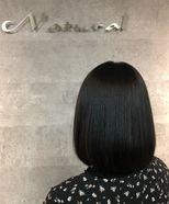 ケアルーガ+髪質改善トリートメント+艶髪カラー